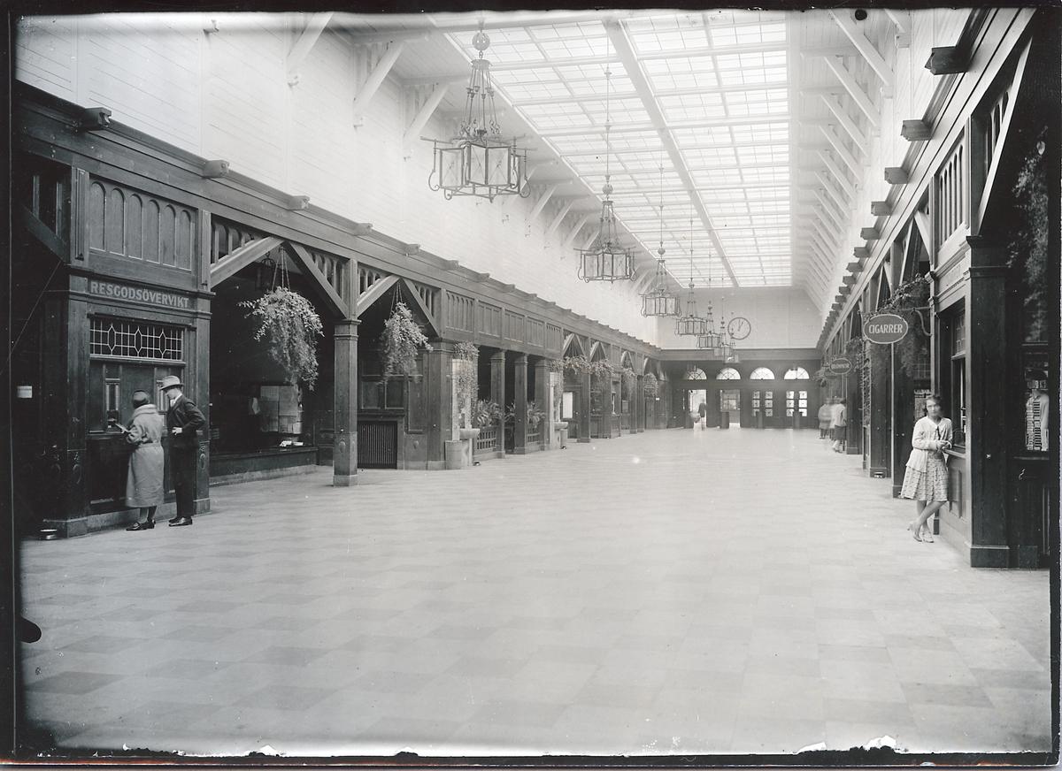 Vänthallen, Göteborgs centralstation