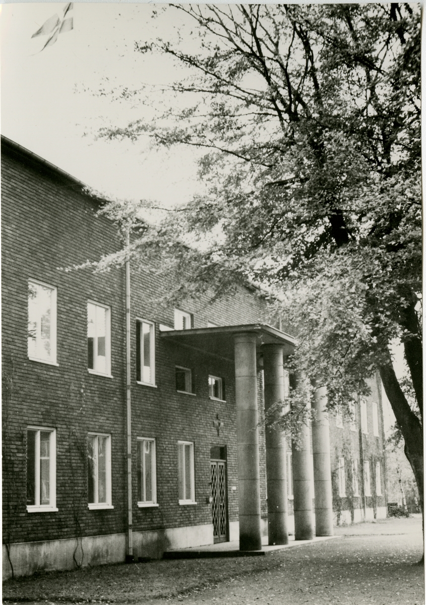 Kungliga Krigsflygskolan, Kanslihuset