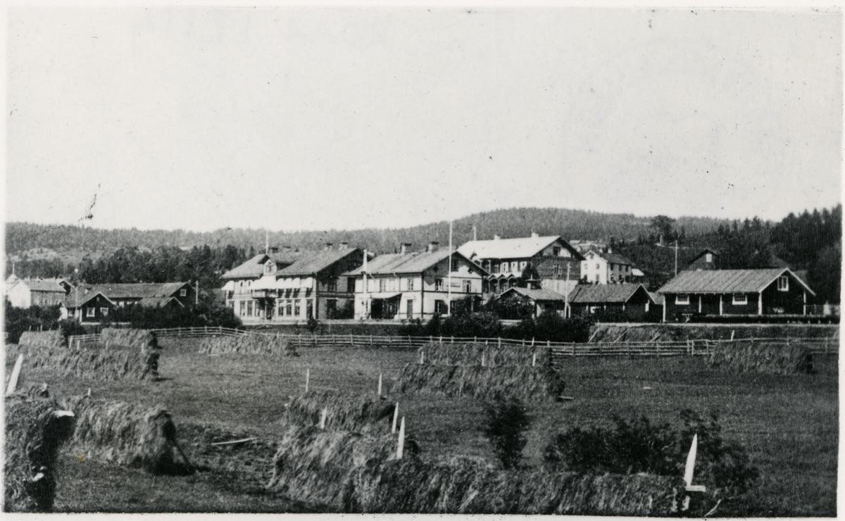 Mörsil station.