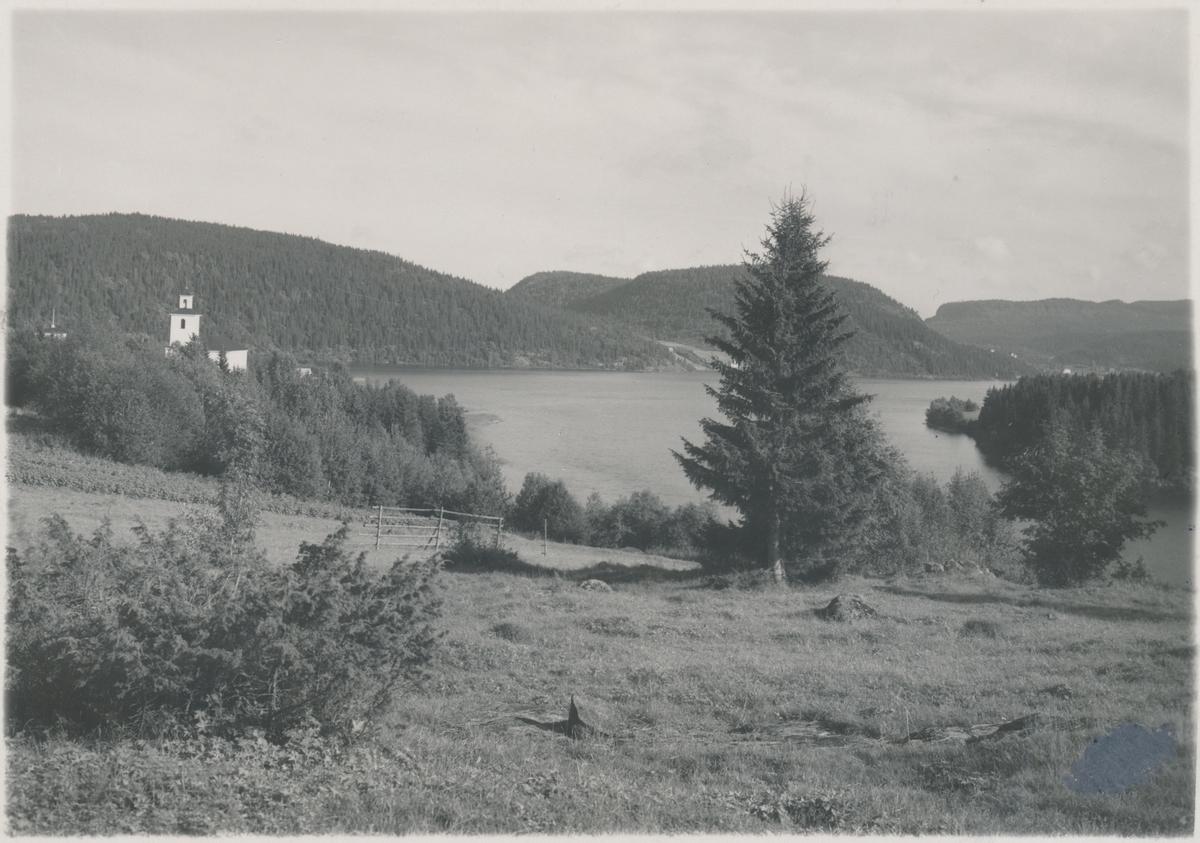 Vågsfjärden vid Nordingrå