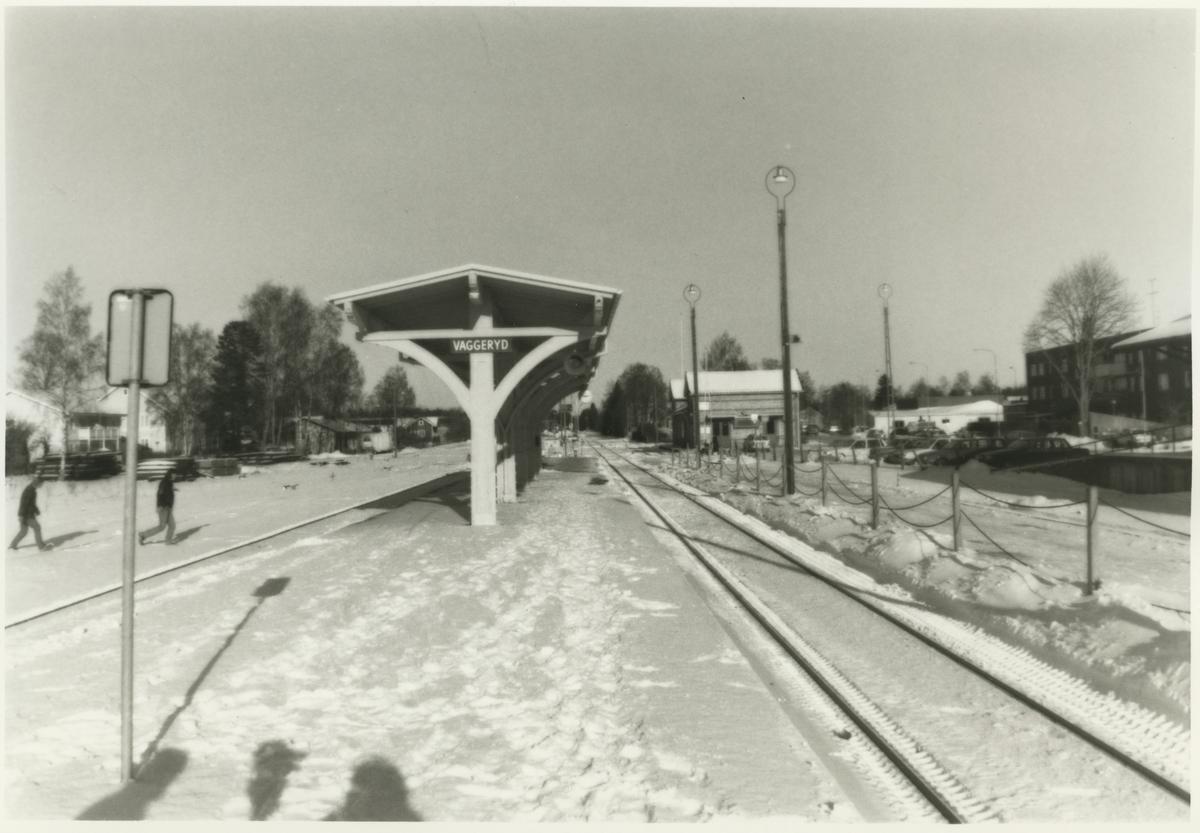 Vaggeryd station.