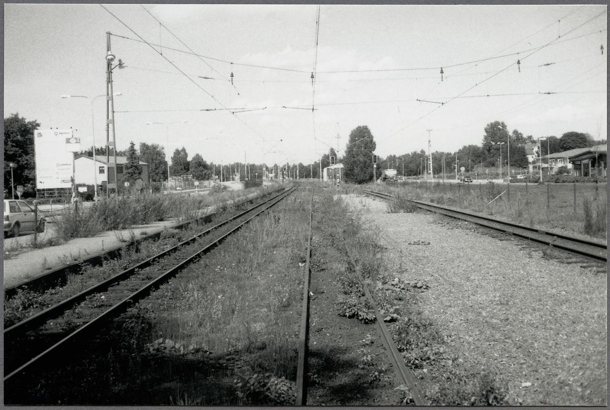 Vallentuna station.