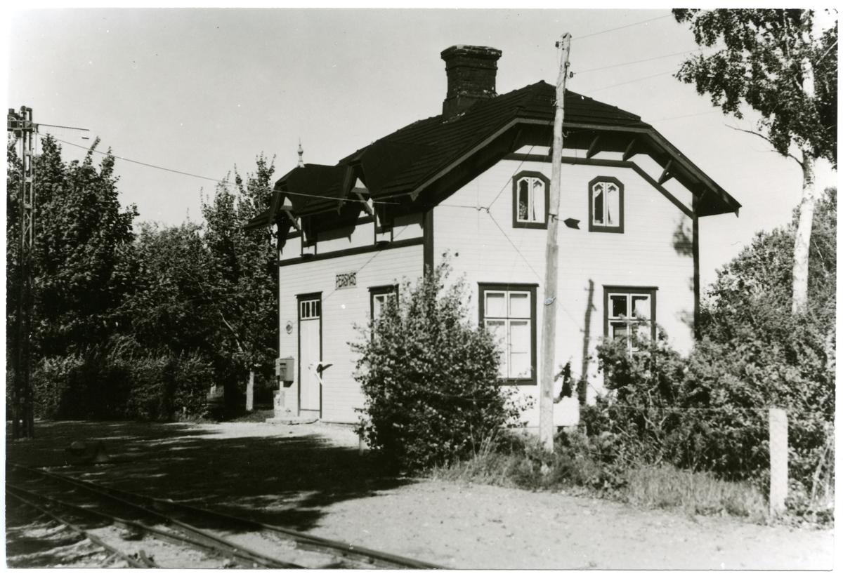 Persnäs stationshus.