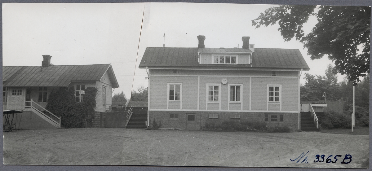 Bålsta station.