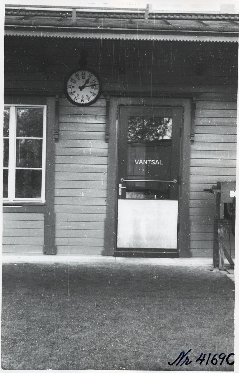Delsbo station.