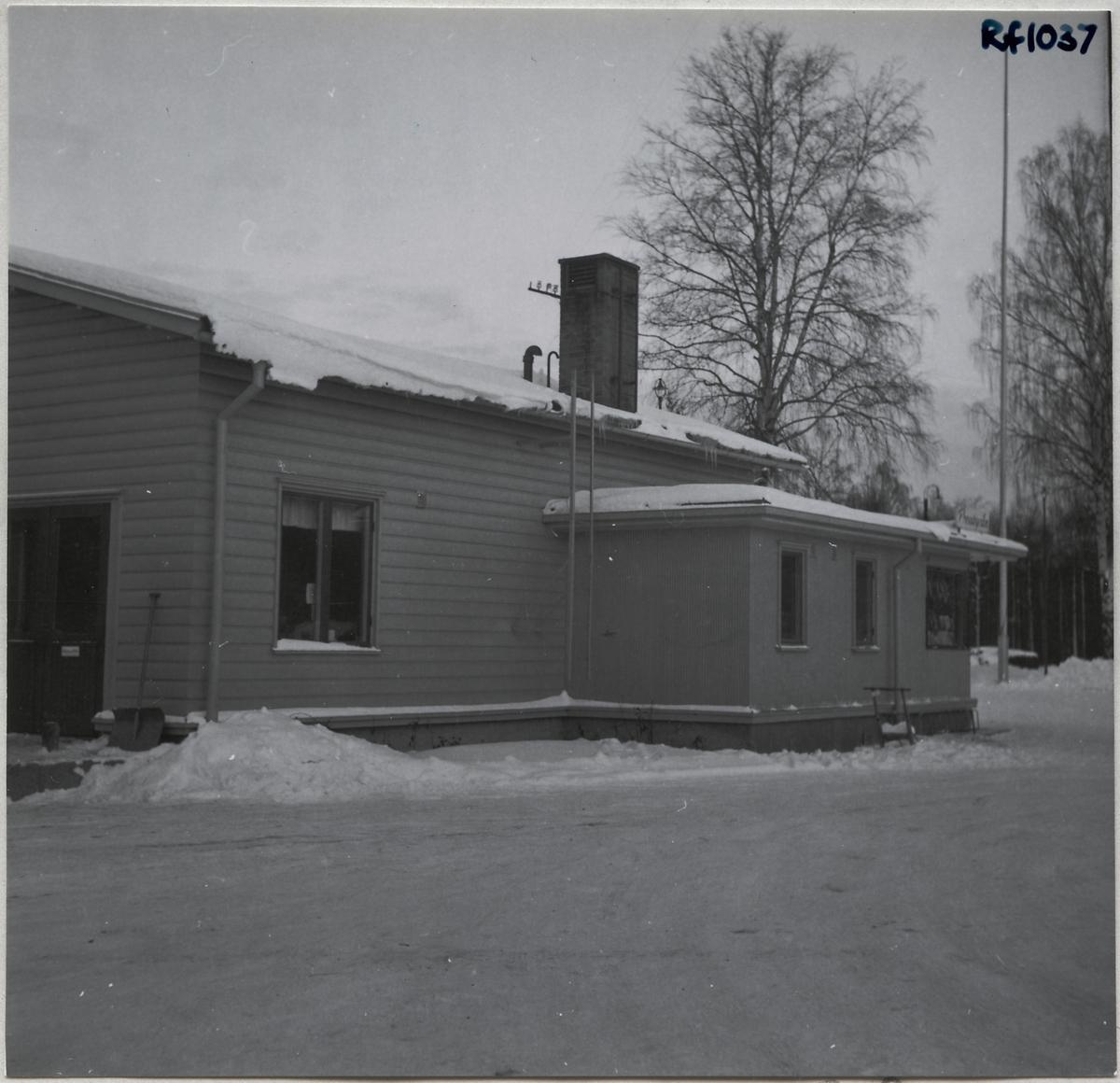 Grycksbo stationshus.