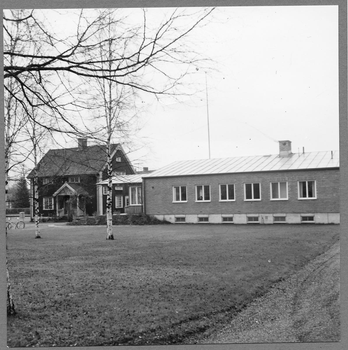 Insjön station.