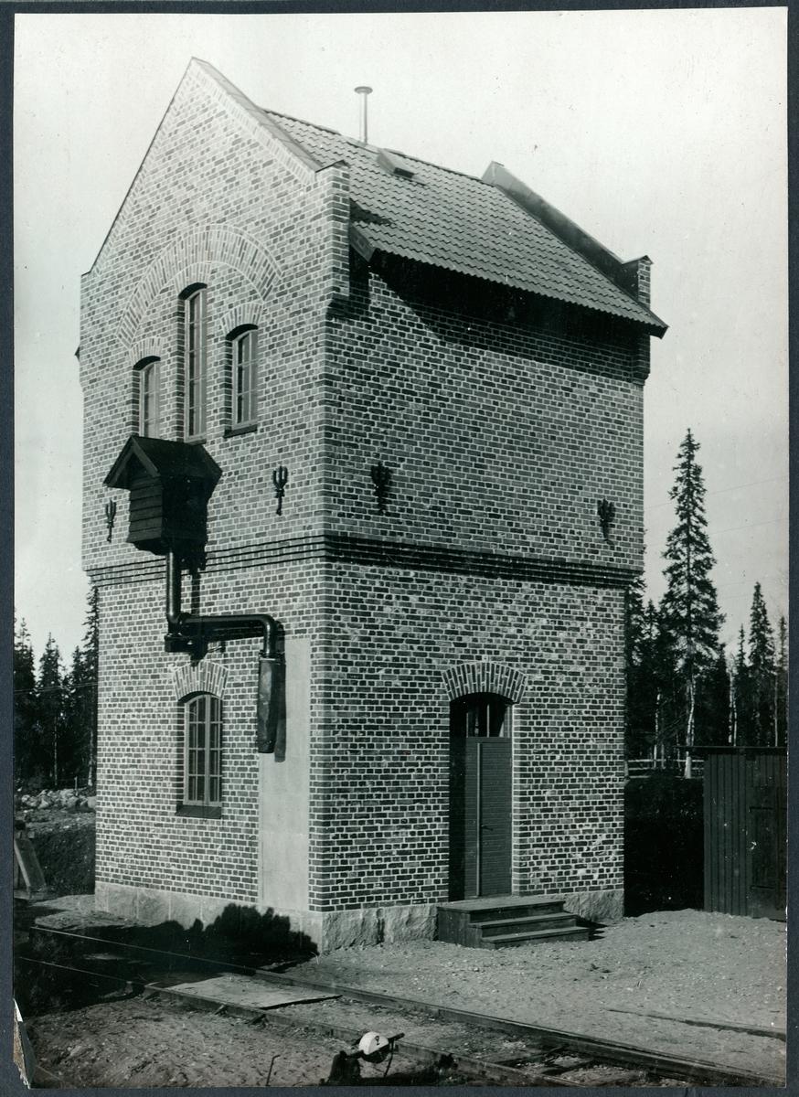 Vattentorn vid Vitvattnet