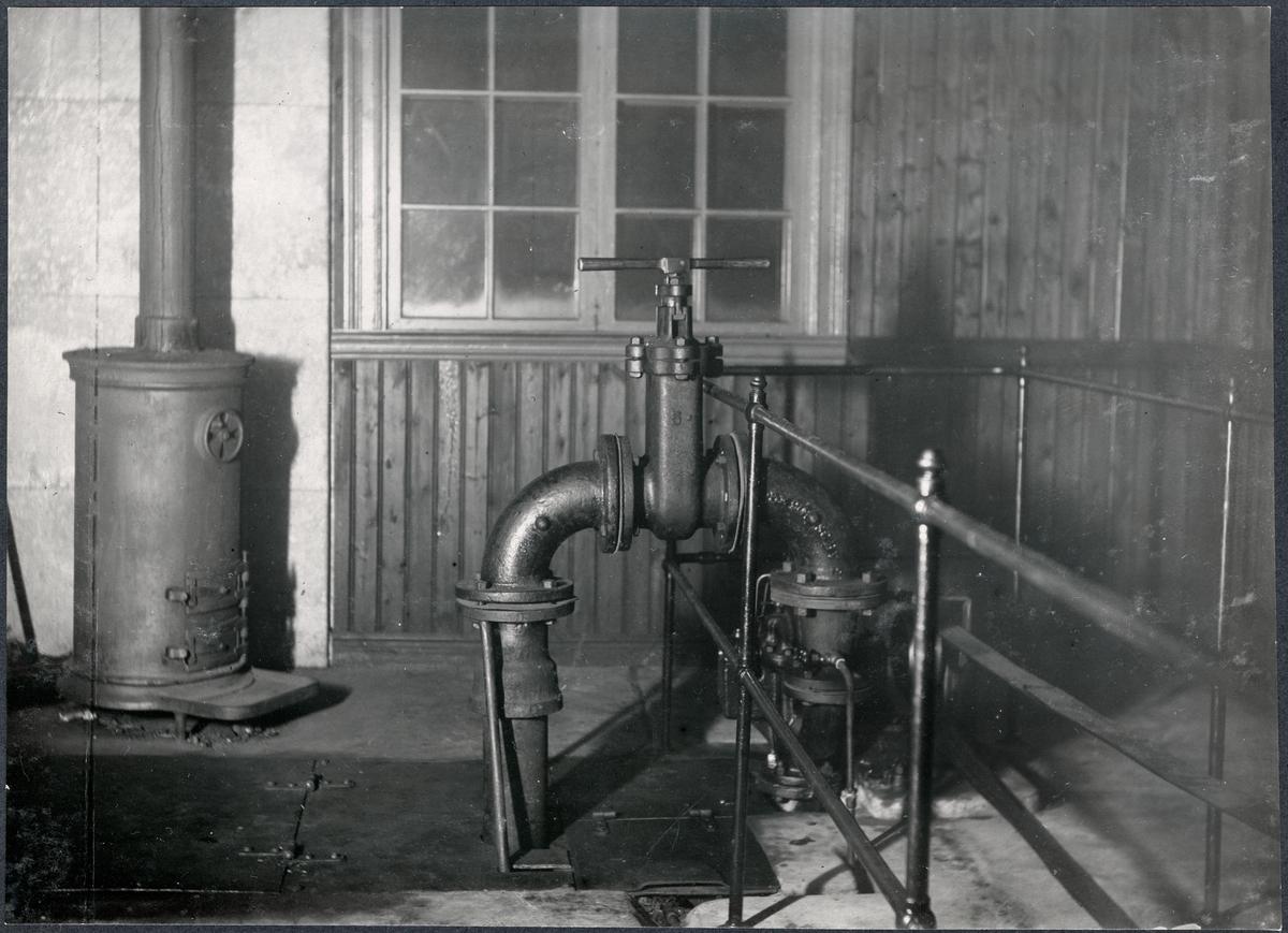 Pumphus vid Lappträsk (interiör)