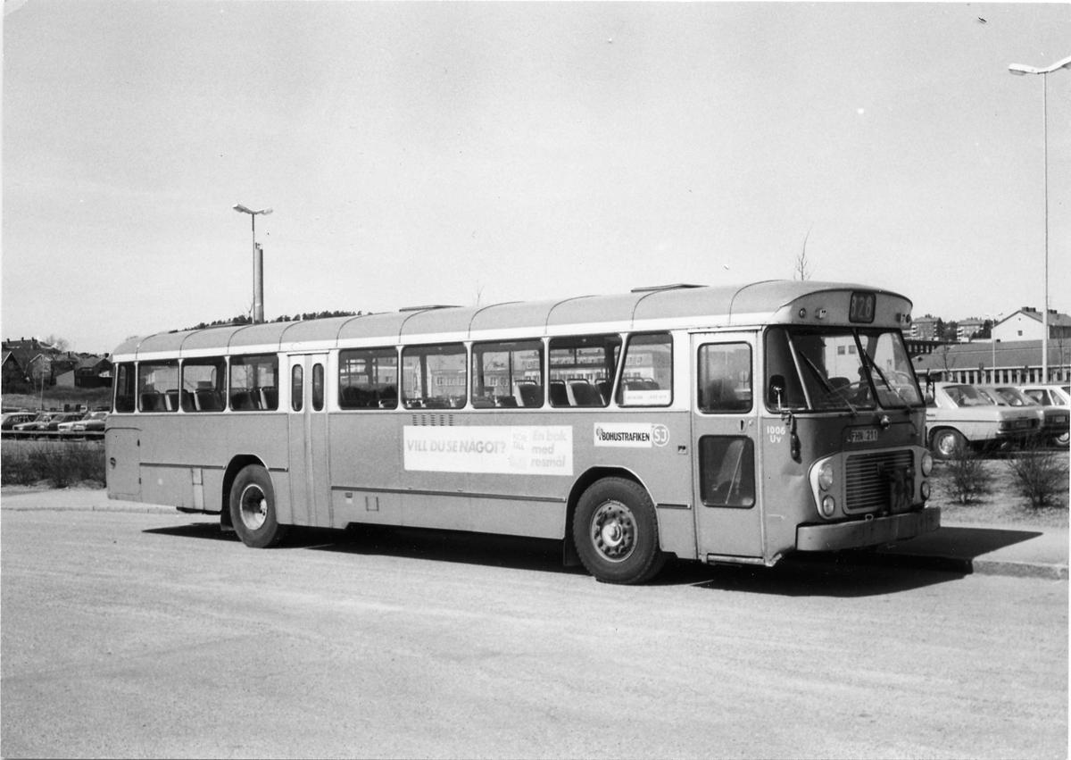 Statens Järnvägar, SJ buss 1006.