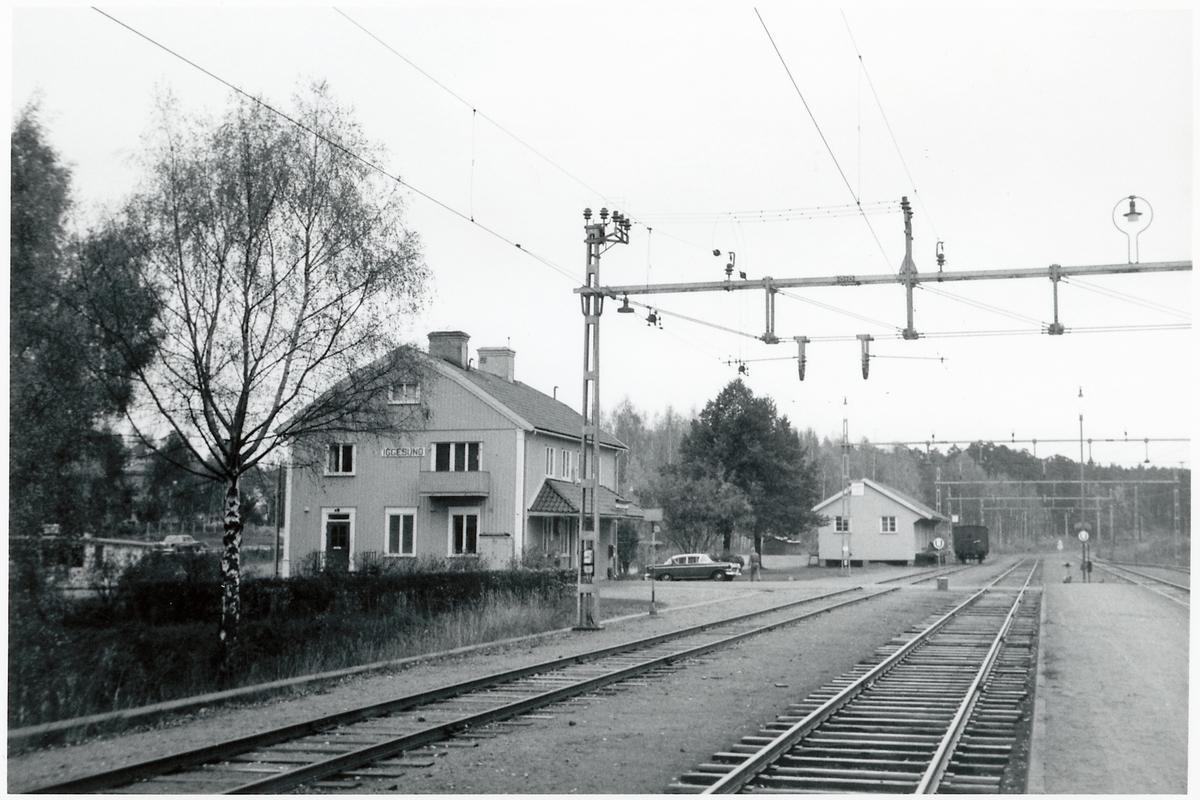 Iggesund station.