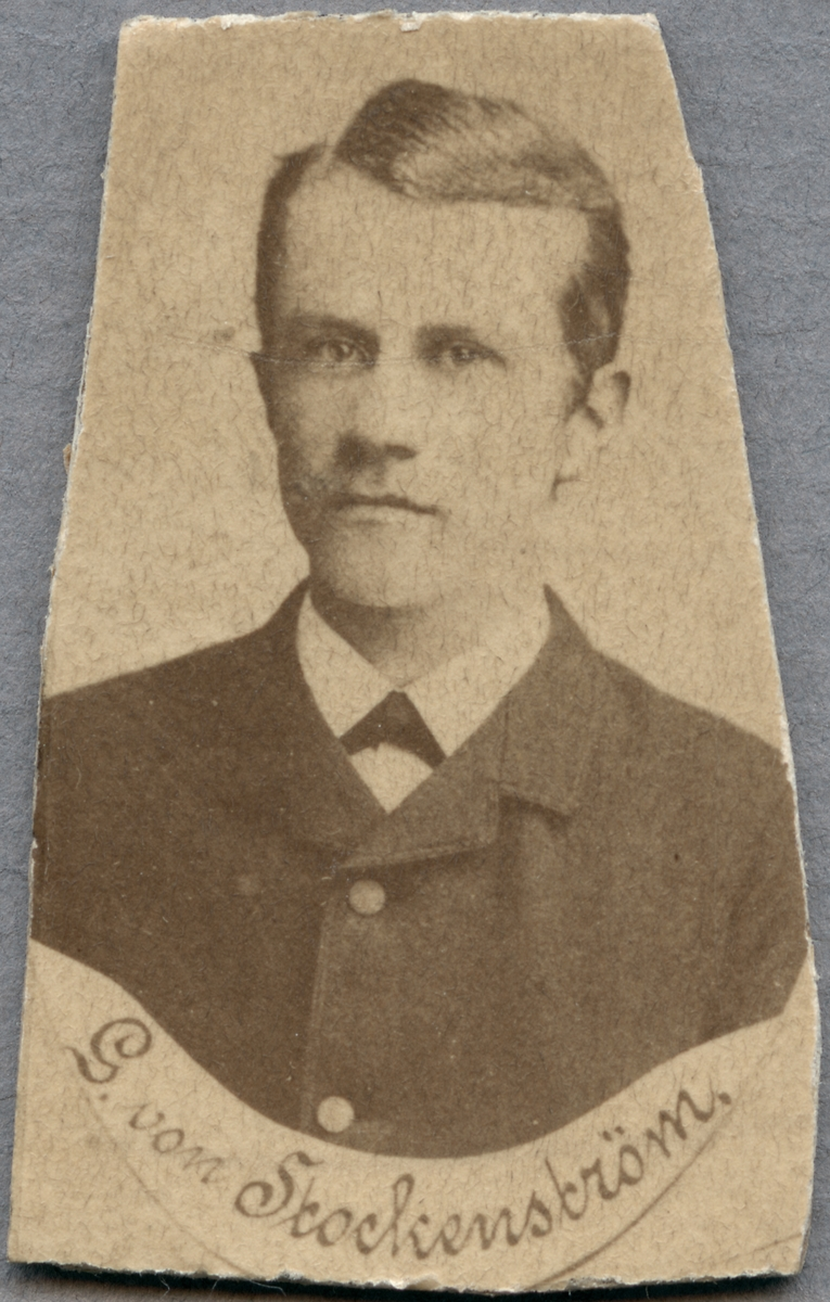G. von Stockenström.