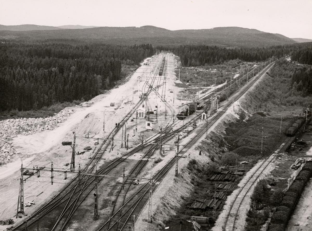 Ånge stationsområde