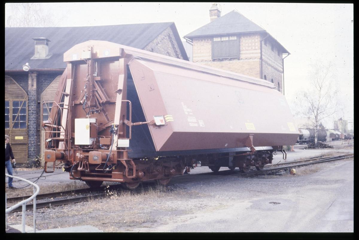 Godsvagn SJ Tals. 82 74 566 5005-5