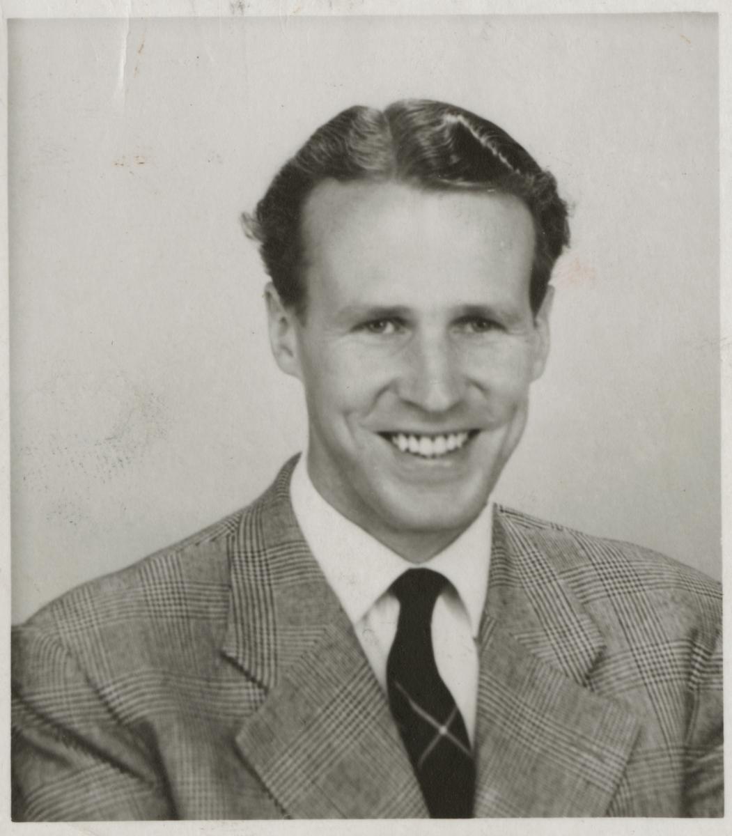 Rune Lindberg från PA - rådet i Stockholm.