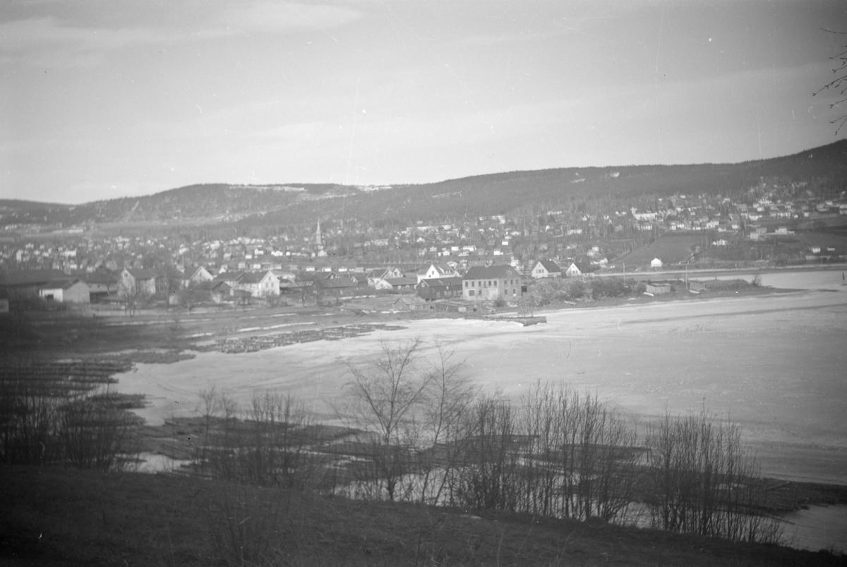 Vingnes med Lillehammer i bakgrunnen