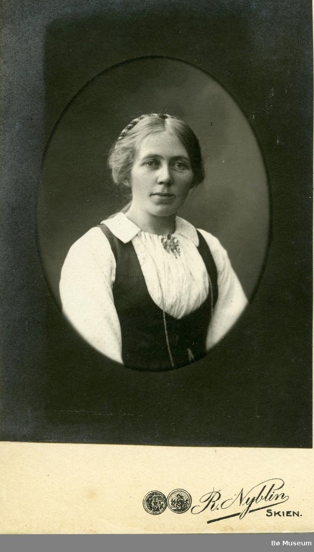 Portrett av Guro Landsverk