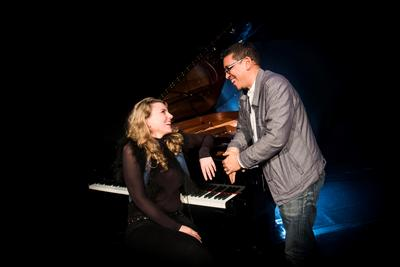 Hanne Tveter & Pepe Rivero DUO. Foto/Photo