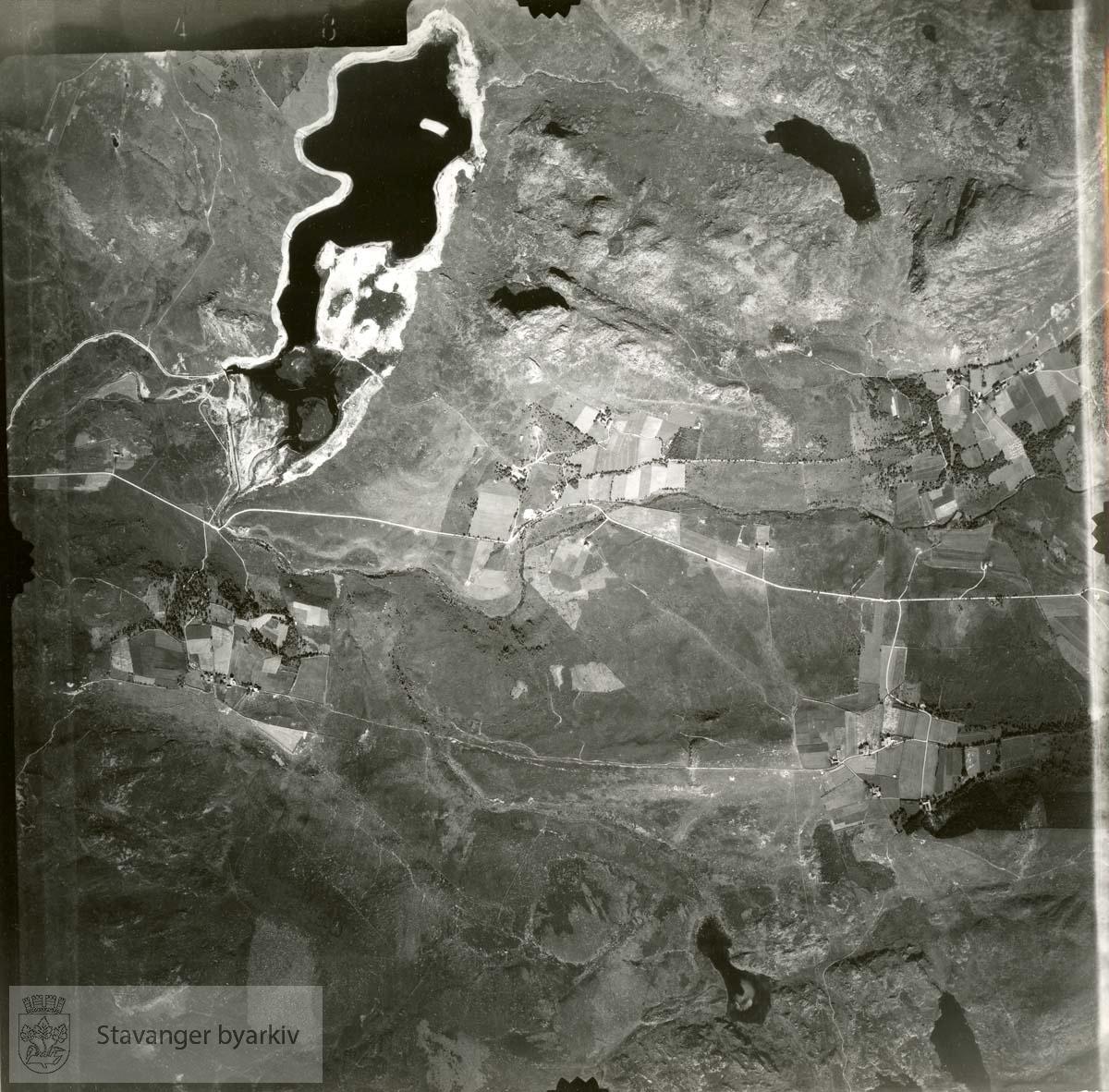 Jfr. kart/fotoplan I9/648..Søredalen, Skjelbreidtjørna, Ørnanuten..Se ByStW_Uca_002 (kan lastes ned under fanen for kart på Stavangerbilder)