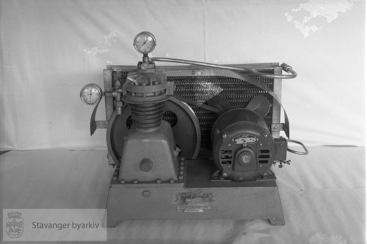 Kjøleaggregat fra Svalbard Maskin