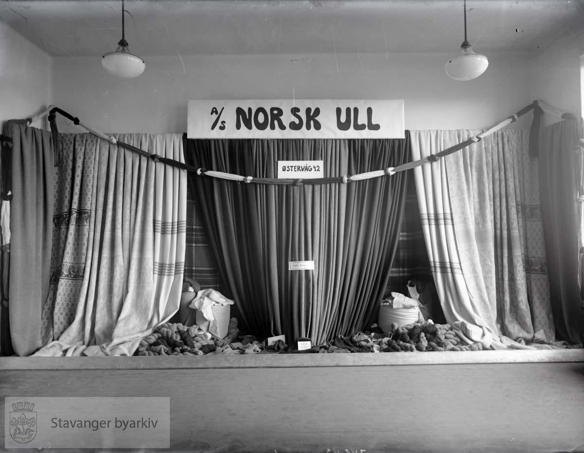 Reklame for Norsk Ull, Østervåg 42