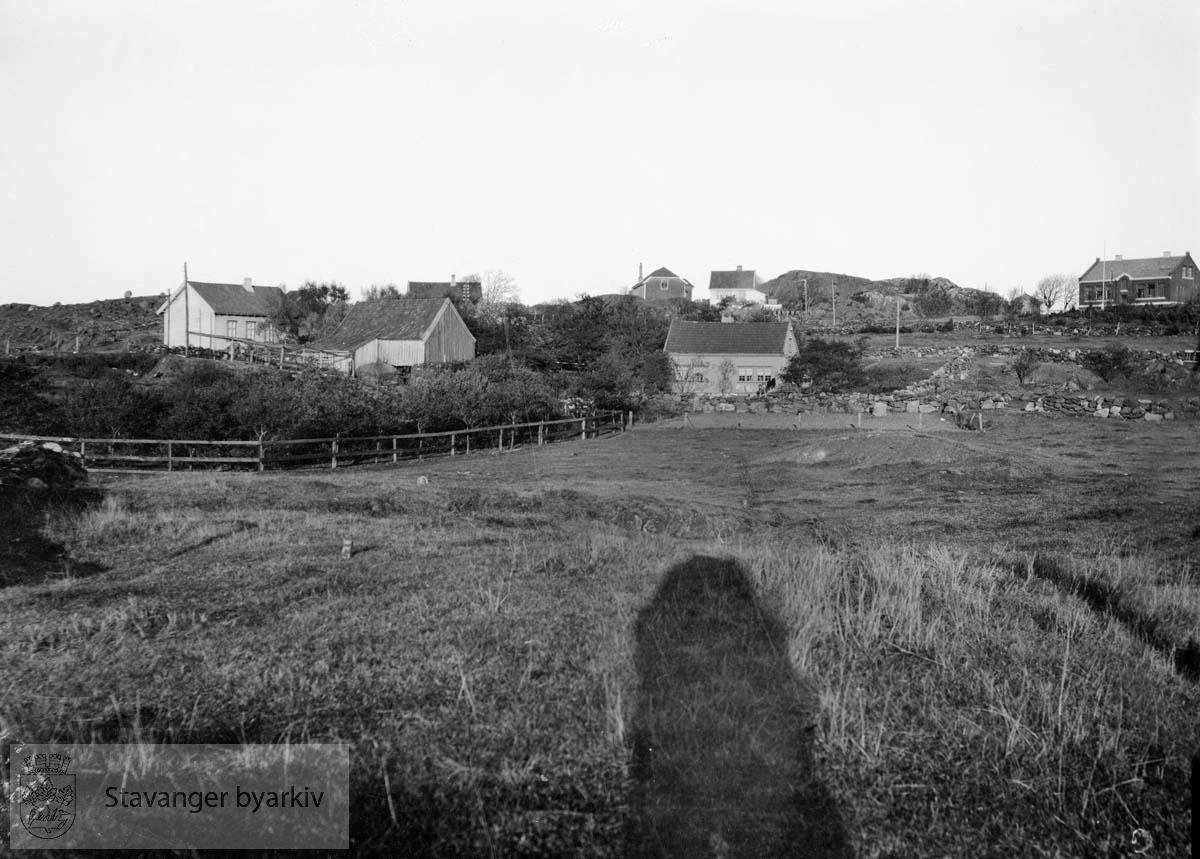 Åker og hus, Buøy