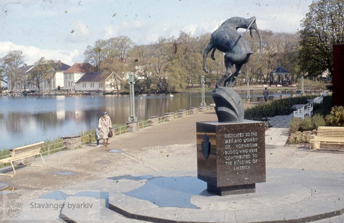 Skulptur av Marshall Fredricks