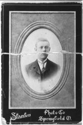 Portrett av Svein Hatten Underhatten.
