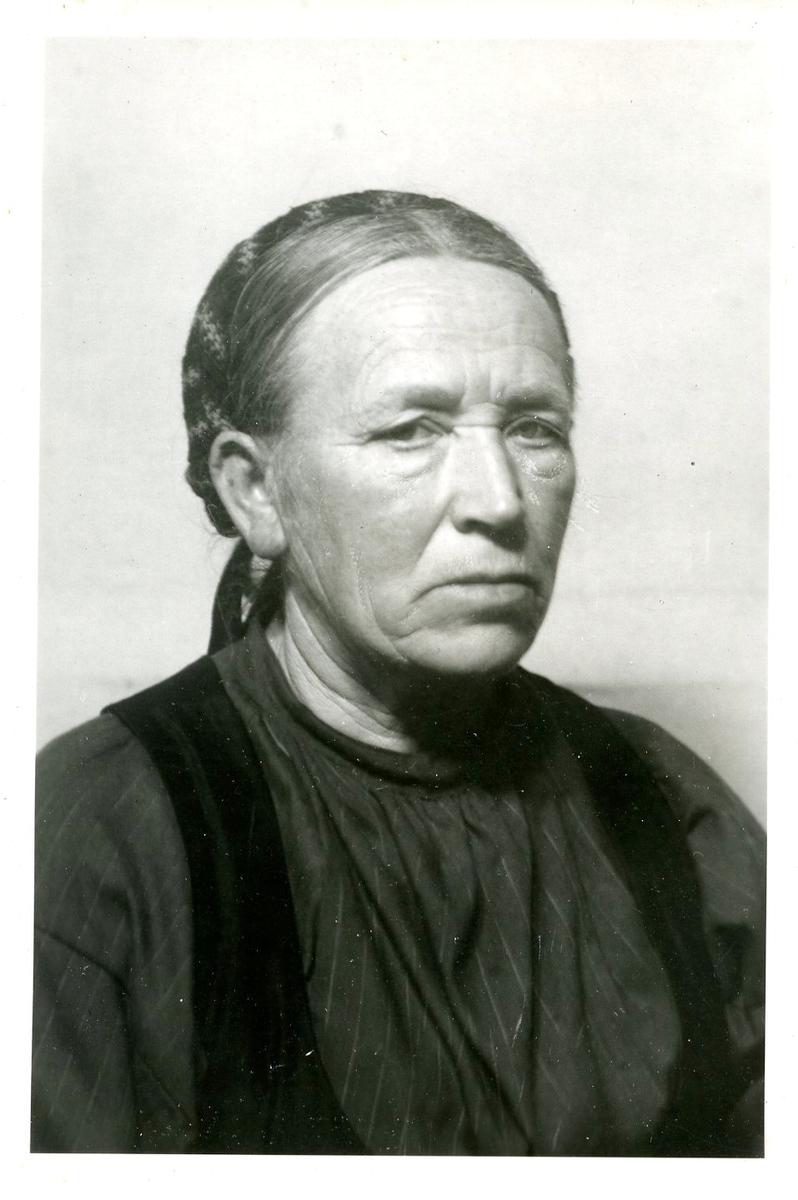 Portrett av Ingeborg Langedal