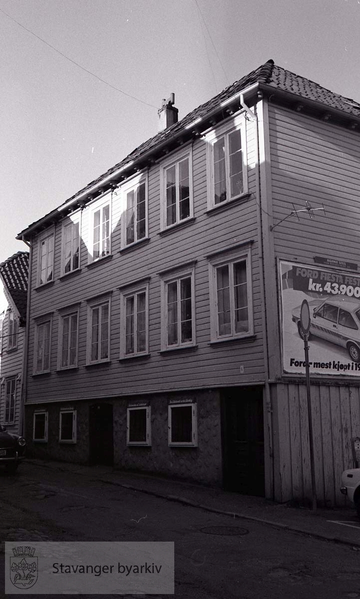 Sølvberggata 6