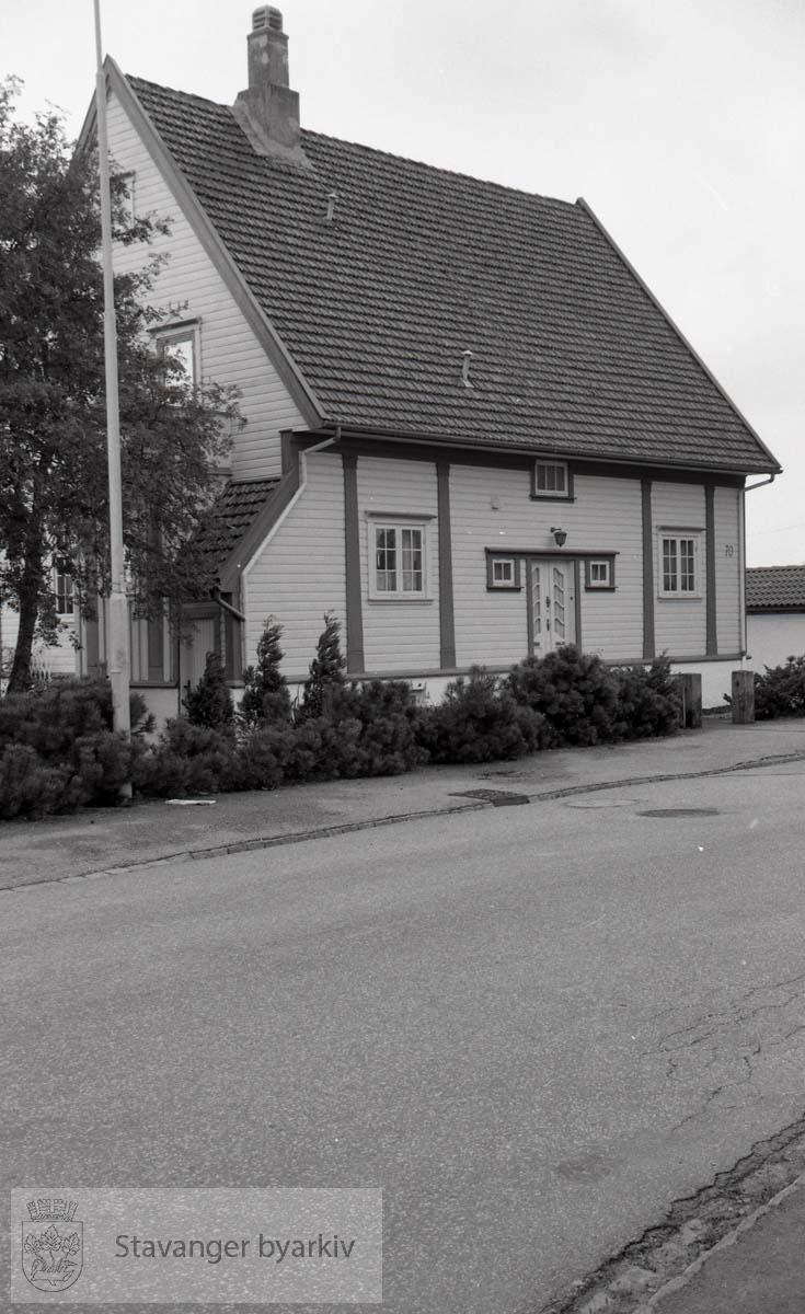 Seehusens gate 70