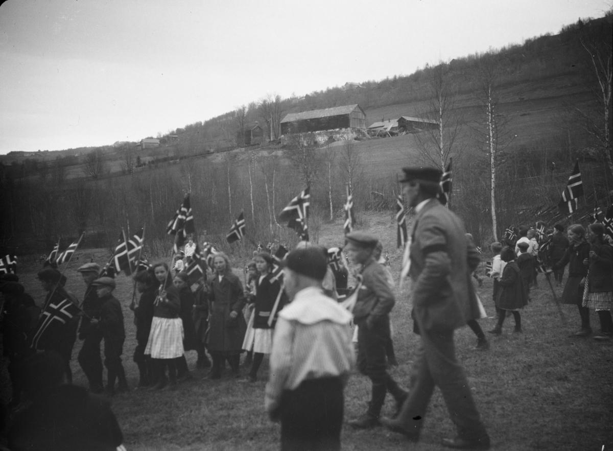 17. mai-feiring i Østre Gausdal