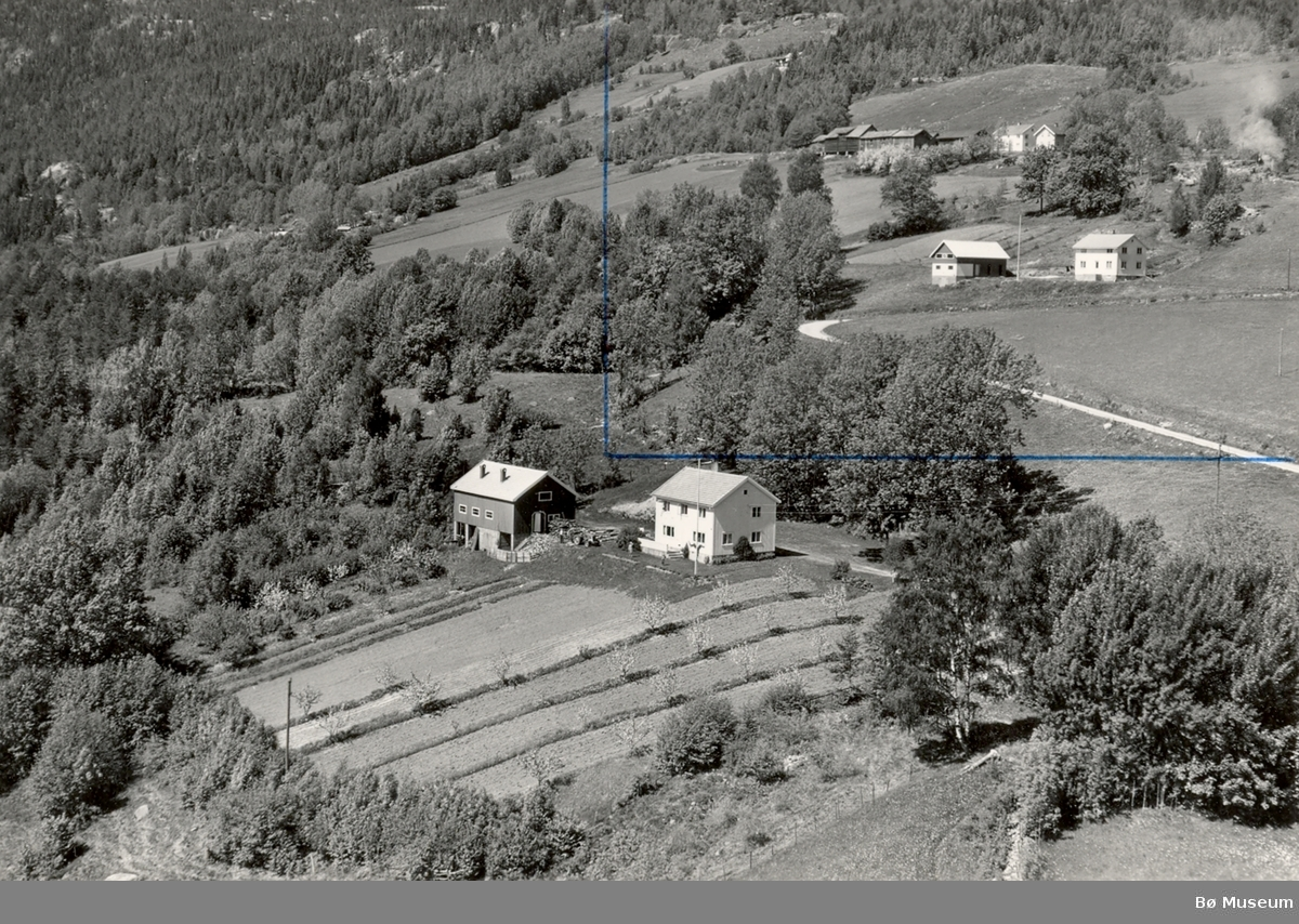 Flyfoto av Li nordre og Lindeberg