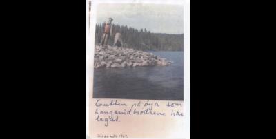 Postkort, Langsrud