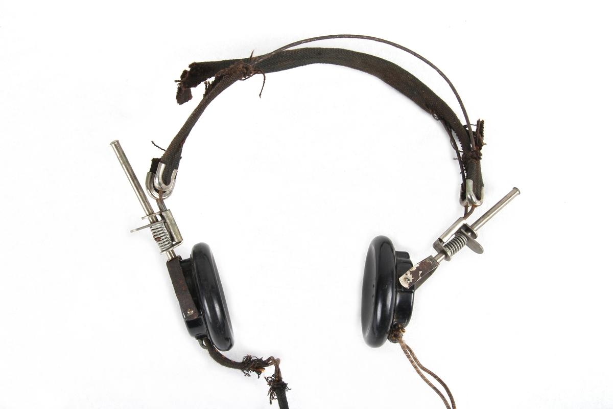 Øretelefoner til radio