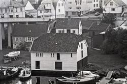 Oversikt Dokken, sett fra Hasseløybroen