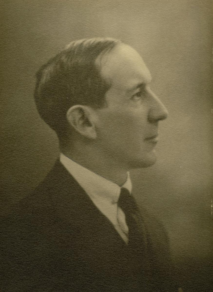 Portrett av kaptein Christen Smith