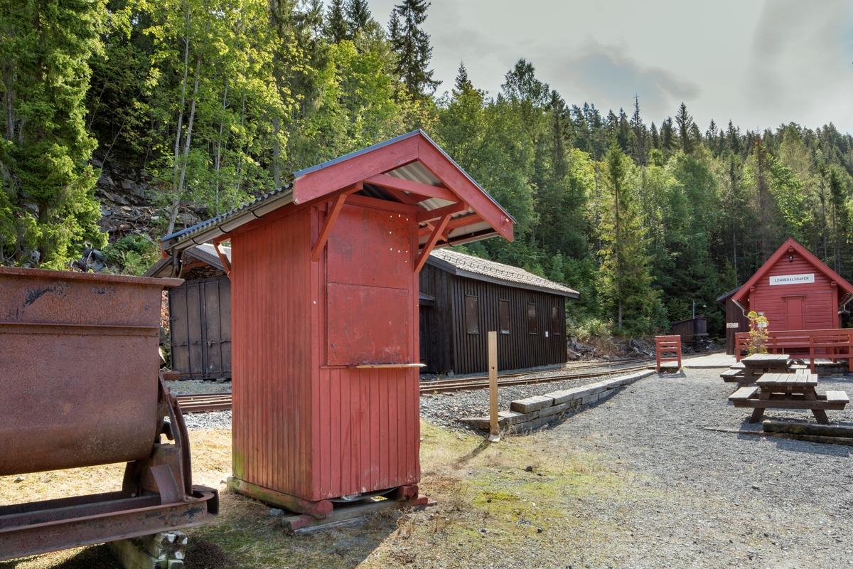 Billettbod Gundershogget. Tidligere plattformekspedisjon Oslo Østbanestasjon
