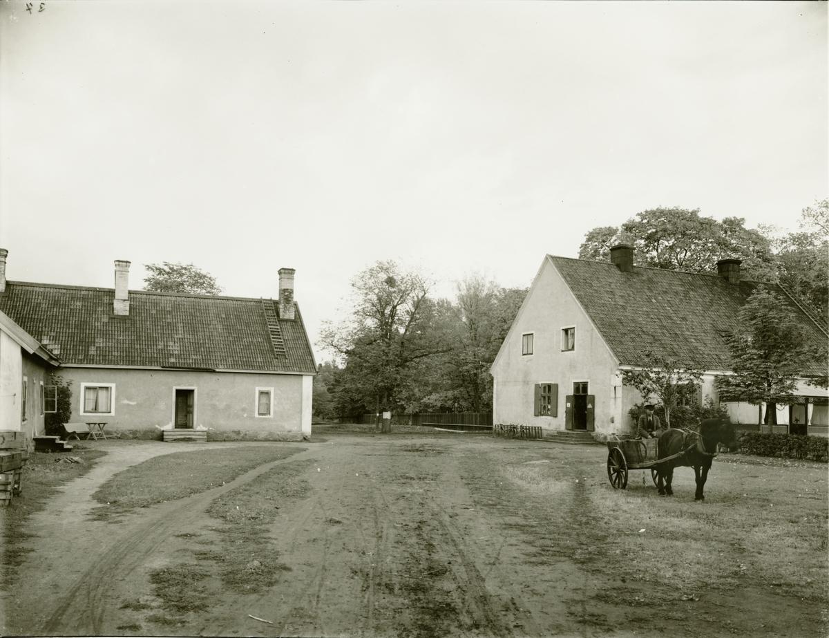Bruksbostäder, Lövstabruk, Uppland