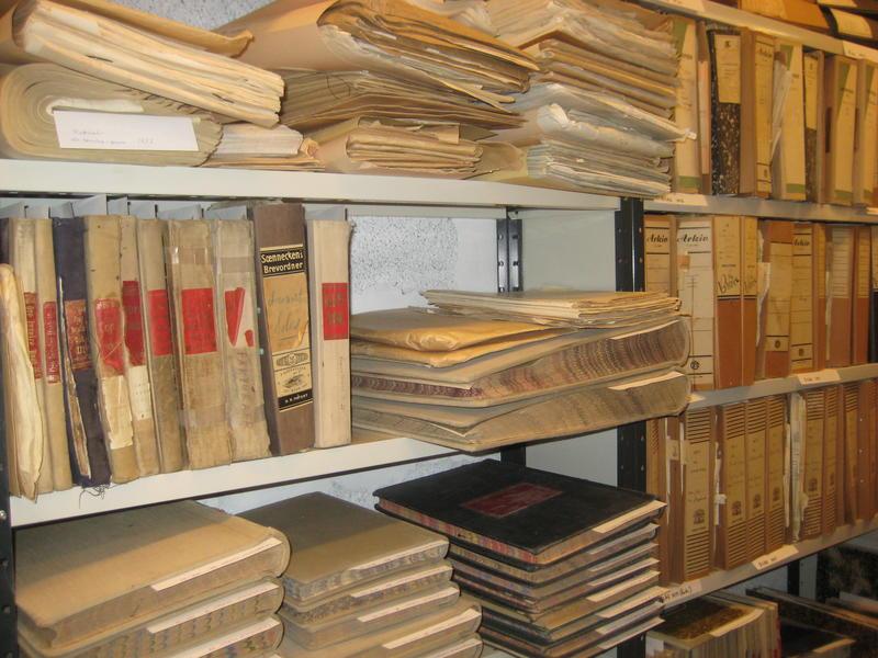 Folldal Verk arkiv (Foto/Photo)