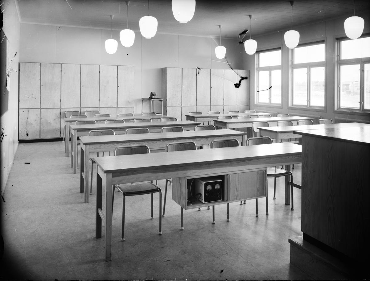Undervisningssal, Östhammar, Uppland