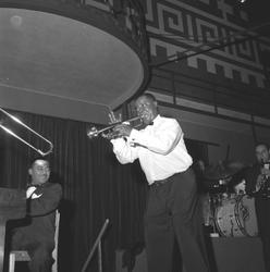 Louis Armstrong. 5 februari 1959.