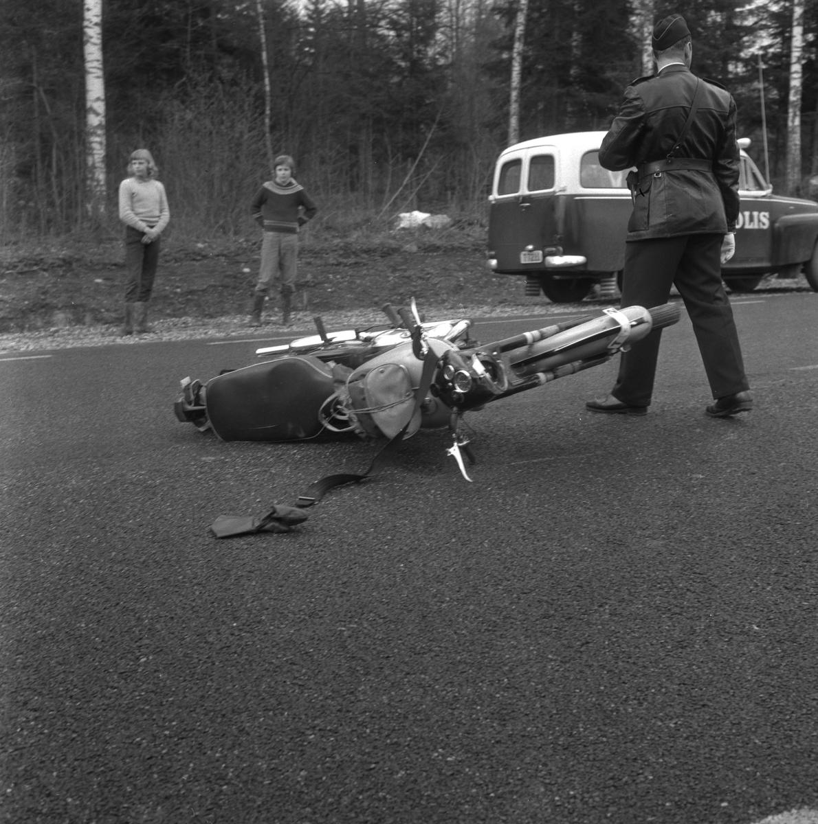 Olycka i Myrö.  4 maj 1959.