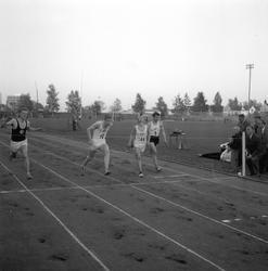 Friidrottspremiär.  22 maj 1959.