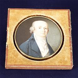 Porträtt av bergsrådet Samuel Troilius [GOUACHEMÅLNING]