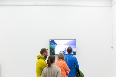 Ragnar Kjartansson, Scenes from the Western Culture, 2015. Foto: Nadia Caroline Andersen. (Foto/Photo)