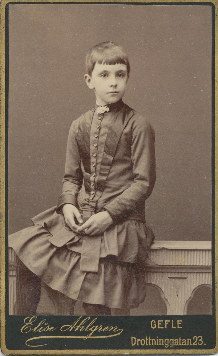 Charlotta Adelaide de Champs, född von Horn. Dotter till Adelaide Rettig. Barnbarn till Robert Rettig.