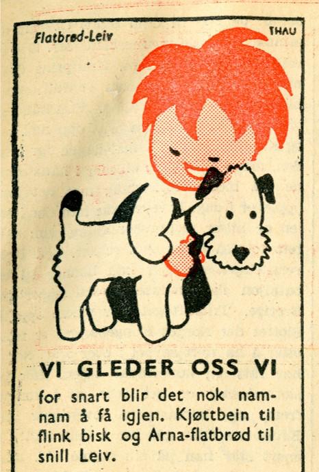Per Holcks Flatbrød-Leiv