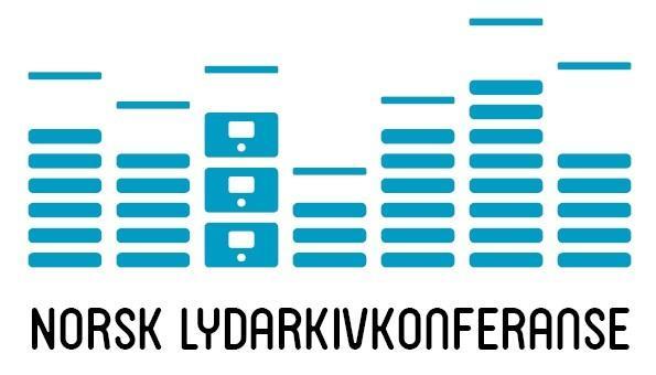 Norsk Lydarkivkonferanses logo (Foto/Photo)