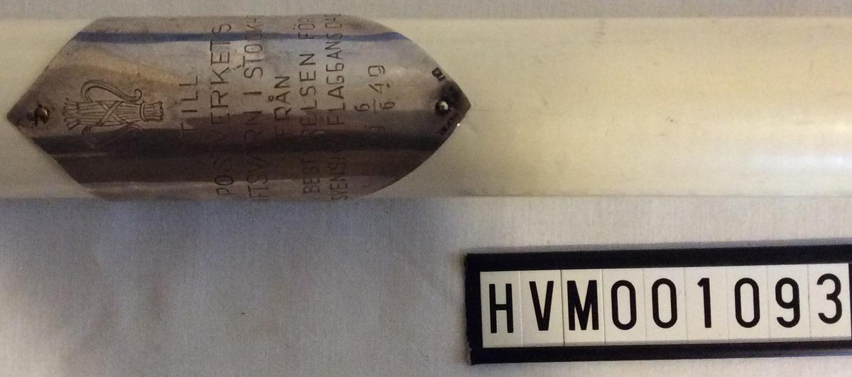 Ursprung Postverket Stockholm Deponerad till Rikshv